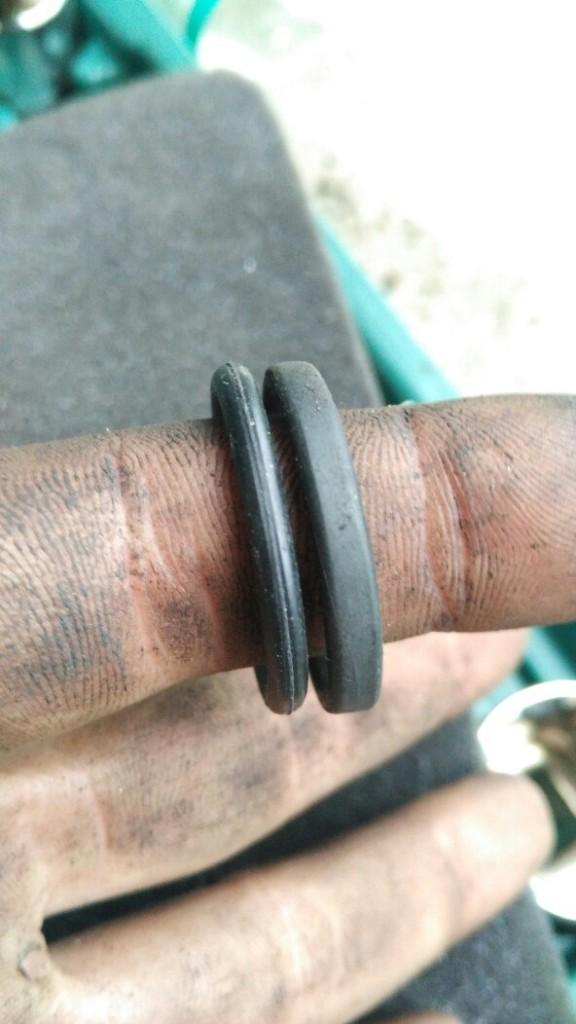 резиновое кольцо 30мм