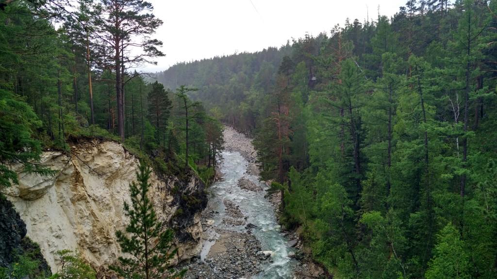 Аршан, река Кынгарга