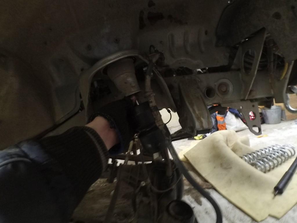 ГАЗ 2217/3302 Буфер рессоры
