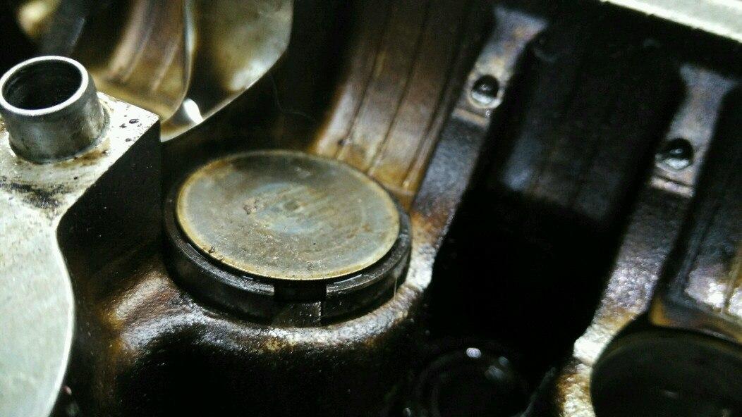 регулировочная шайба клапана