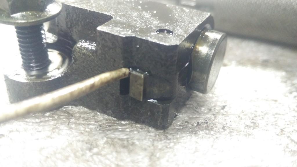 гидронатяжитель к6а