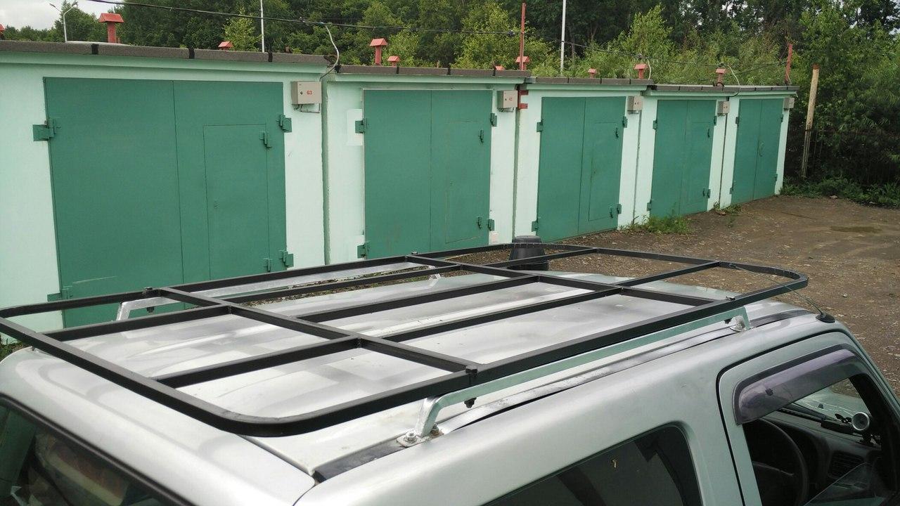 багажник платформа jimny