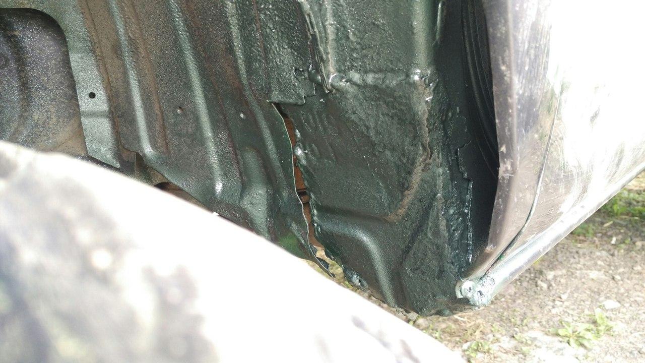 Резка арок Delica 33 колеса