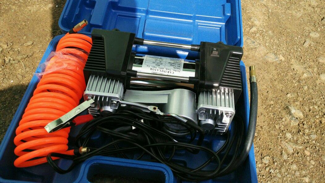 Tire Inflation Pump компрессор из китая