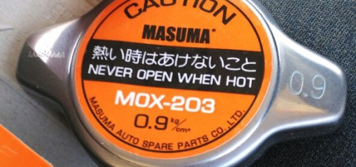 пробка радиатора масума